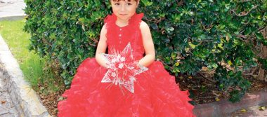 Iris Valeria, cumplió tres años