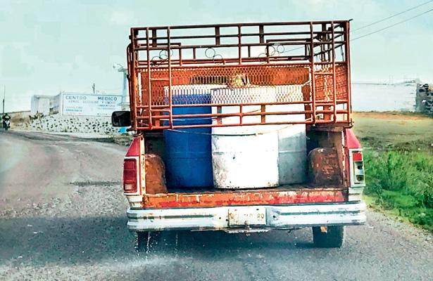 Exceso de carga, un peligro constante
