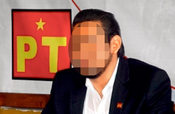 Dirigente del PT golpeó a exesposa