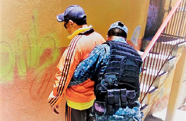Presencia policial tranquiliza barrios