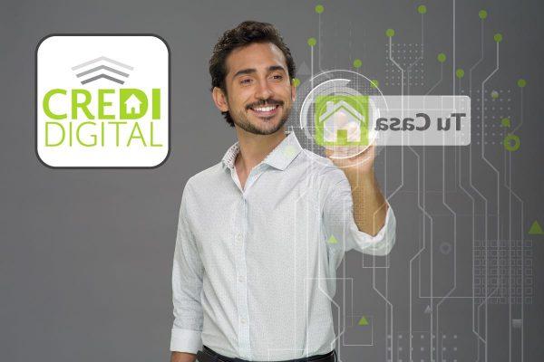 Con CrediDigital, concretar un crédito FOVISSSTE en línea es más fácil