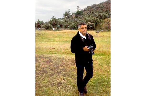 Poeta Darío Lobato dedica a Huapalcalco nuevo libro