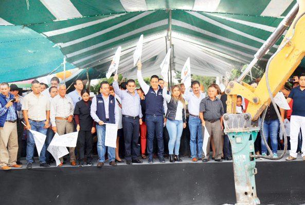 Anuncia gobernador obras y acciones para Progreso