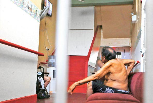Ancianos sufren mayor maltrato en instituciones