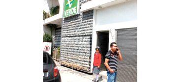 Firme la alianza entre el Verde Ecologista y Fayad