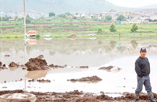 Dos mil viviendas susceptibles en caso de lluvias torrenciales