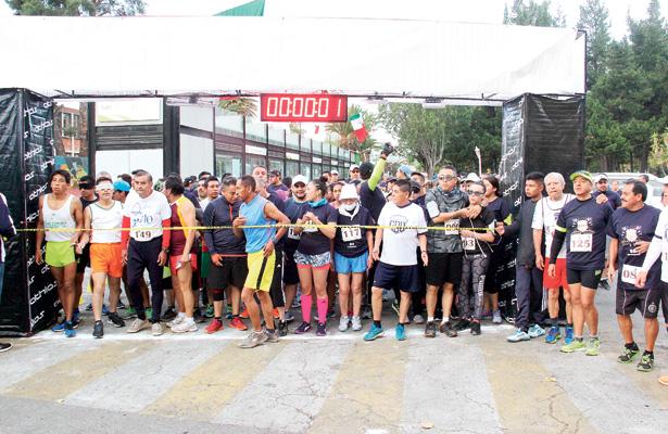 Corren el Maratec