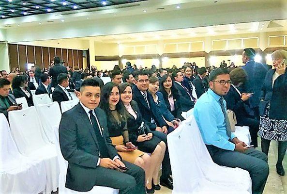 Entregaron 78 Títulos Universitarios en ICAP