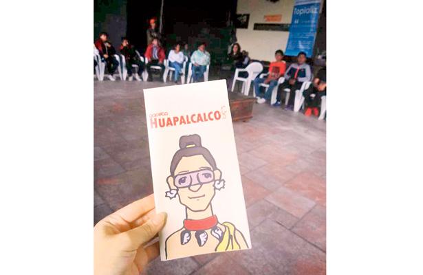 Nuevo proyecto: Gaceta Cultural de Huapalcalco
