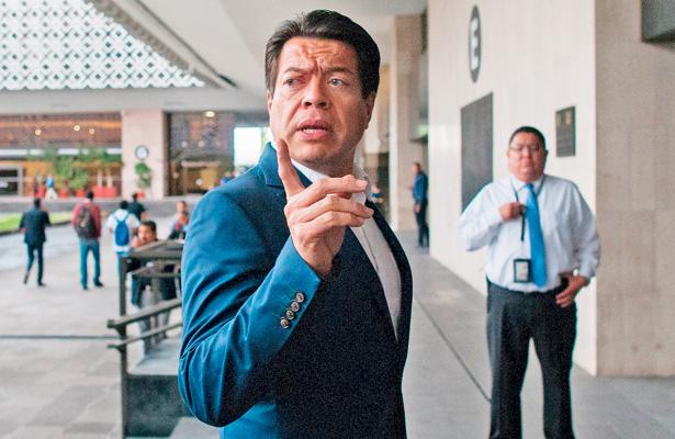 Pide Delgado investigación imparcial contra Charrez