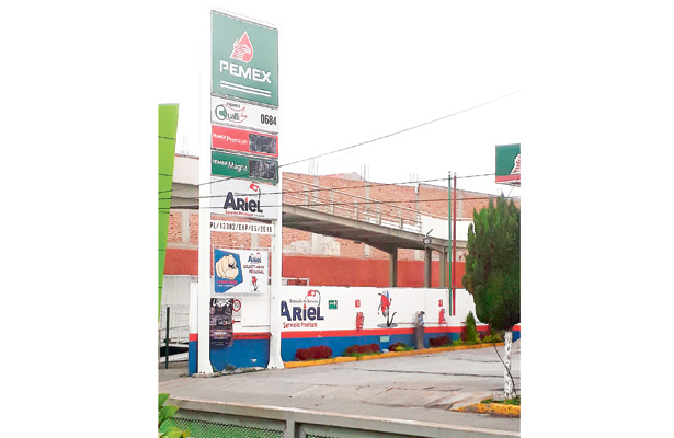 Imparable gasolinazo