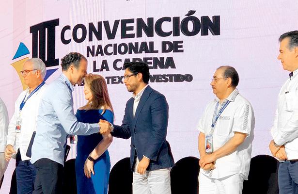 Las exportaciones generadas por el sector textil de Hidalgo, suman más de $5 mil 800 millones