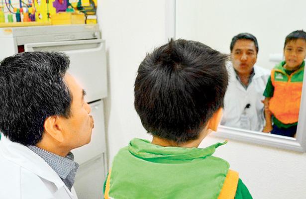 Algunos niños de dos a cinco años presentan tartamudez