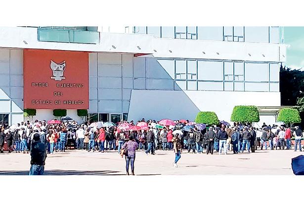 Buscan respuesta a creación del sindicato del CECyTE Hidalgo