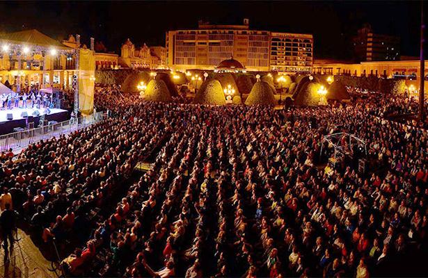Francia y Edomex, invitados especiales del Festival Internacional Cervantino XLV