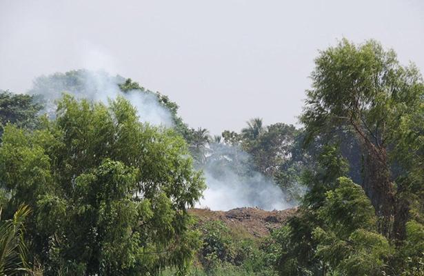 México y Guatemala, afectados por basurero clandestino