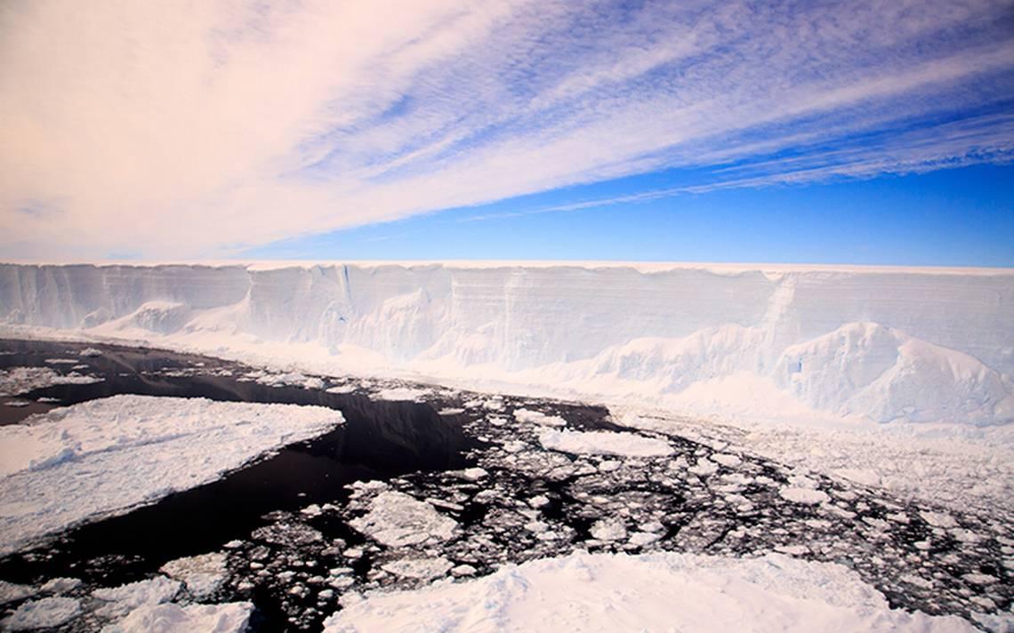 Misión urgente hacia ecosistema en la Antártida que estuvo escondido durante ¡120 mil años!
