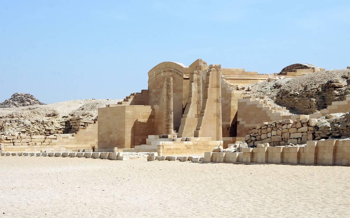 Queso faraónico; encuentran trozo en una tumba del antiguo Egipto