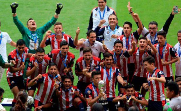 Chivas se alza como campeón Sub-20 ante el América
