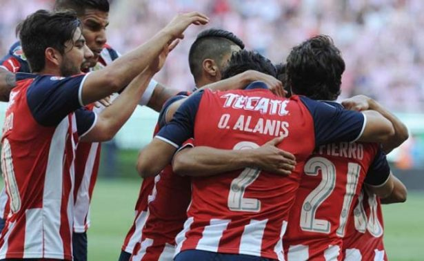 Chivas sufre pero se mete a la final del Clausura 2017