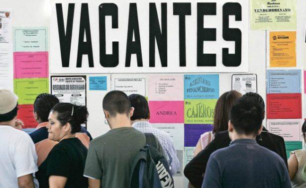 Registra Edomex tasa de desocupación de 4.1%, de las más altas a nivel nacional