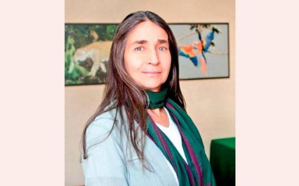 Julia Carabias recibirá este miércoles la medalla Belisario Domínguez