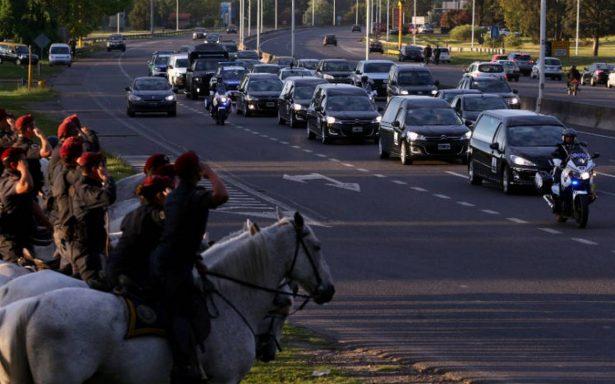 Repatrian a argentinos víctimas de atentado yihadista en Nueva York