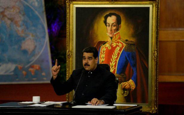 Maduro califica de 'estúpido' al gobierno de Canadá tras declaraciones de elecciones