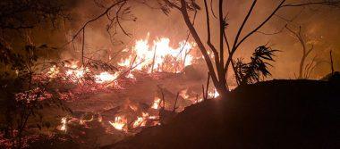 Al menos 35 incendios por fuertes vientos en Nuevo León