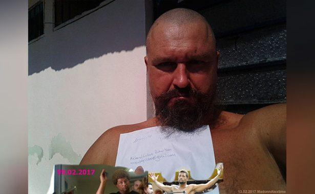 México pedirá a Rusia que proceda la deportación de #LordNaziRuso
