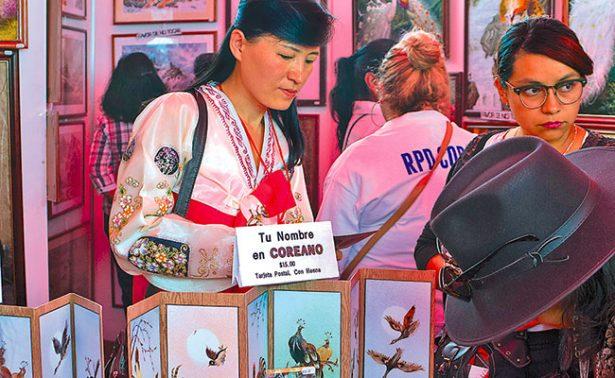 Inauguran Feria Internacional de las Culturas Amigas