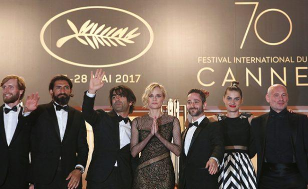Ellos son los primeros laureados en Cannes