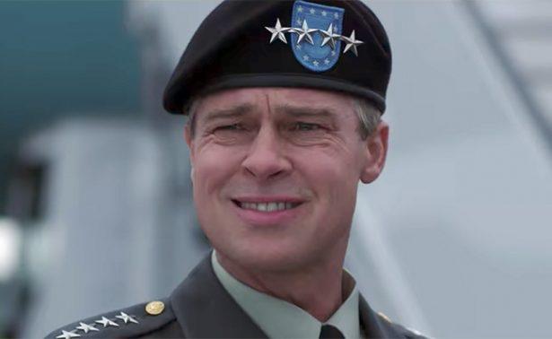 "Brad Pitt llega a Netflix con la cinta ""War Machine"""