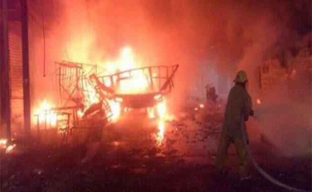 Peores explosiones de pirotecnia enMéxicode los últimos 20 años