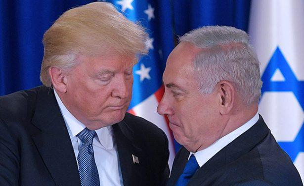 Trump dice seguridad en la región incluye la paz entre israelíes y palestinos