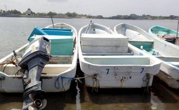 """Varada actividad pesquera por asecho de """"Adrián"""""""