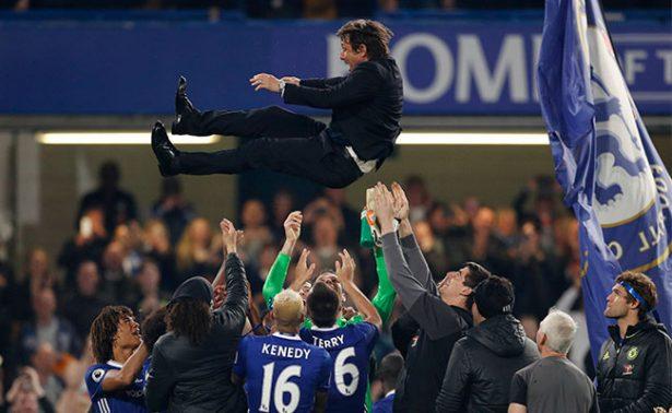 Digno de un campeón, Chelsea tiene su festival de goles