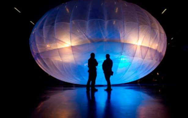 Con globos, Google ayudará a restablecer internet y telefonía en Puerto Rico