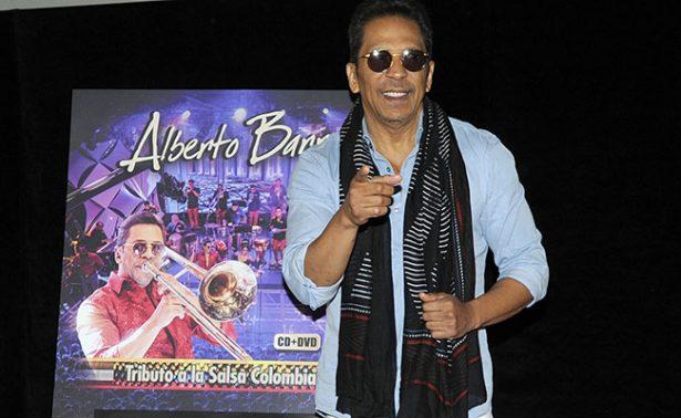 Alberto Barros, en la Ciudad de México
