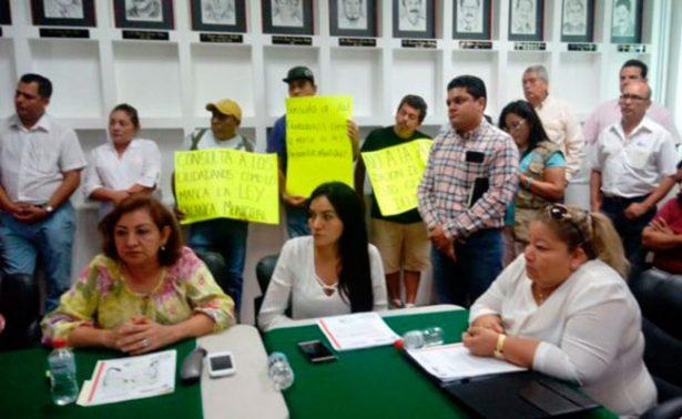 Ciudadanos de Michoacán rechazan casinos