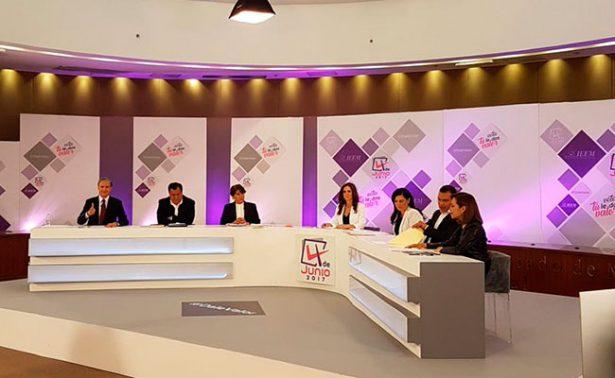 ¿Quién ganó el debate en el Estado de México? Esto dicen candidatos
