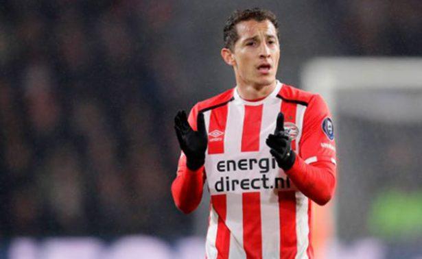 Andrés Guardado estaría en la mira del Atlético de Madrid