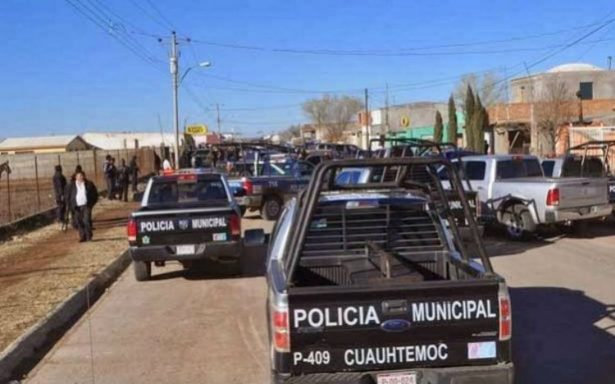 Secuestran a sub comandante de la policía en Chihuahua
