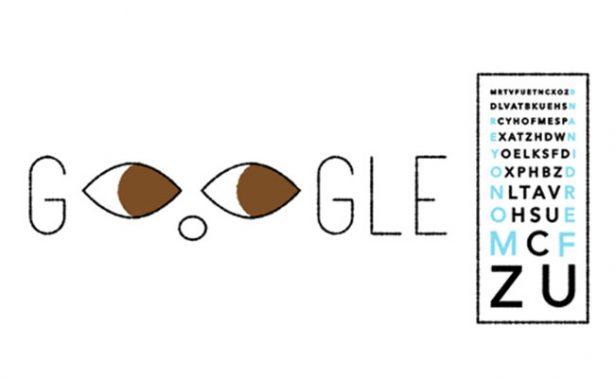Google recuerdaa al creador de la tabla de agudeza visual