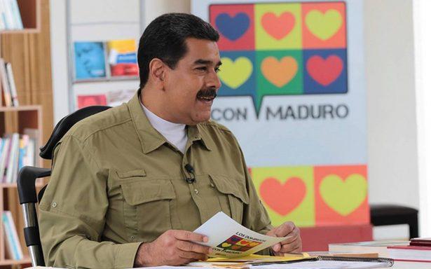 Sanciones de la UE contra Venezuela son estúpidas: Maduro