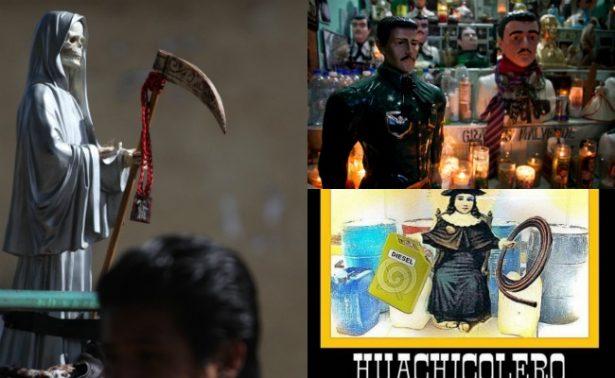 """""""Nuevos santos"""" para los criminales mexicanos"""