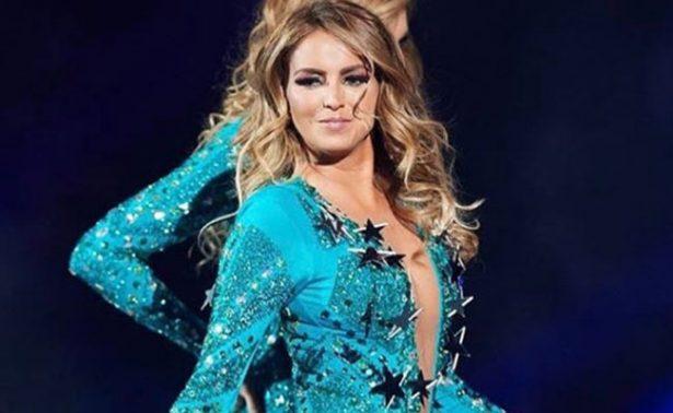 """Karla Díaz rechaza que el """"90's Pop Tour""""  sea un fracaso"""