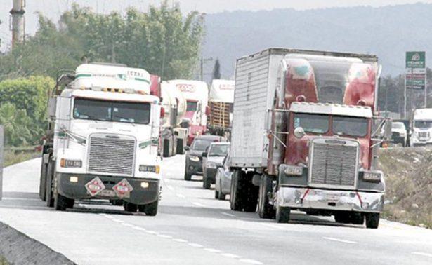 Corredor Puebla-Veracruz, riesgoso para transportistas
