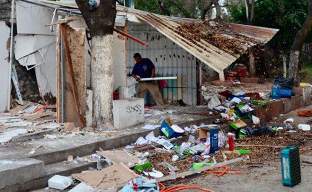"Autoridades renovarán ""Pasillo de la Salmonela"" de la UNAM"