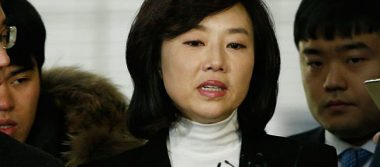 Detienen a ministra de Cultura surcoreana por crear lista negra de artistas